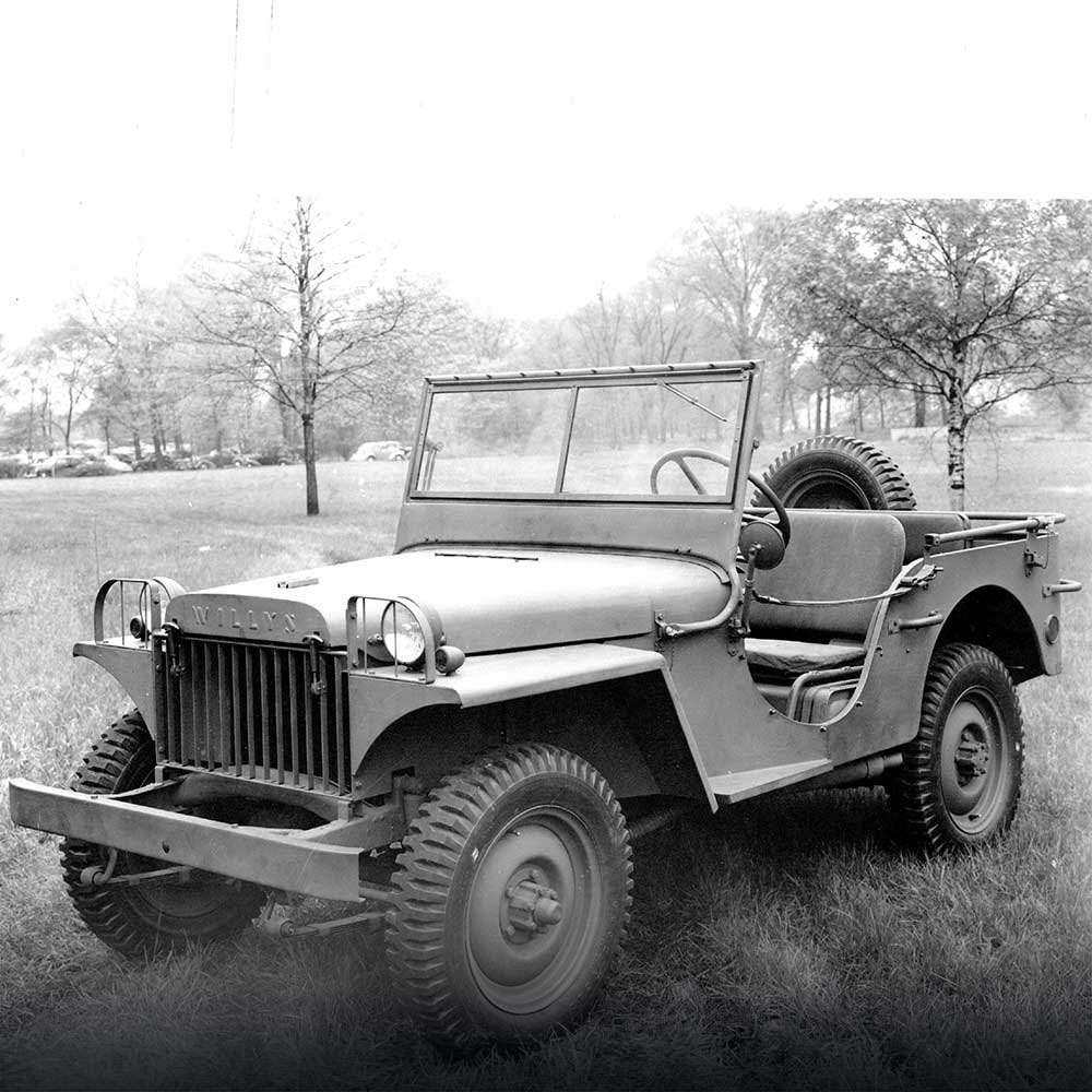 1941 Jeep® Willys MA