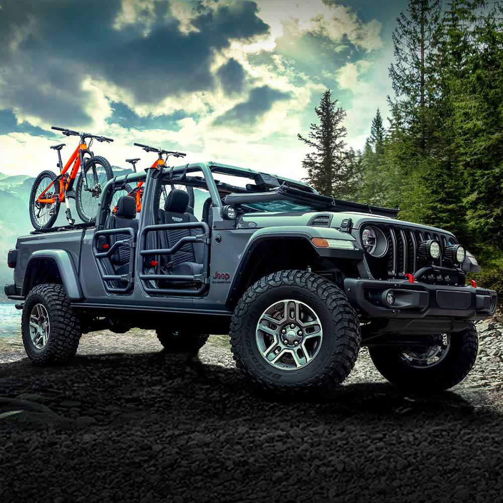 Jeep® Gladiator 2020 by Mopar®
